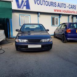 Nissan Pulsar Dark Blue