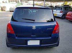 Suzuki Swift Dark Blue 07