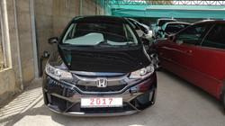 Honda Fit 2017 Black 03