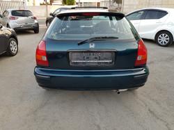 Honda Civic Dark Green 04