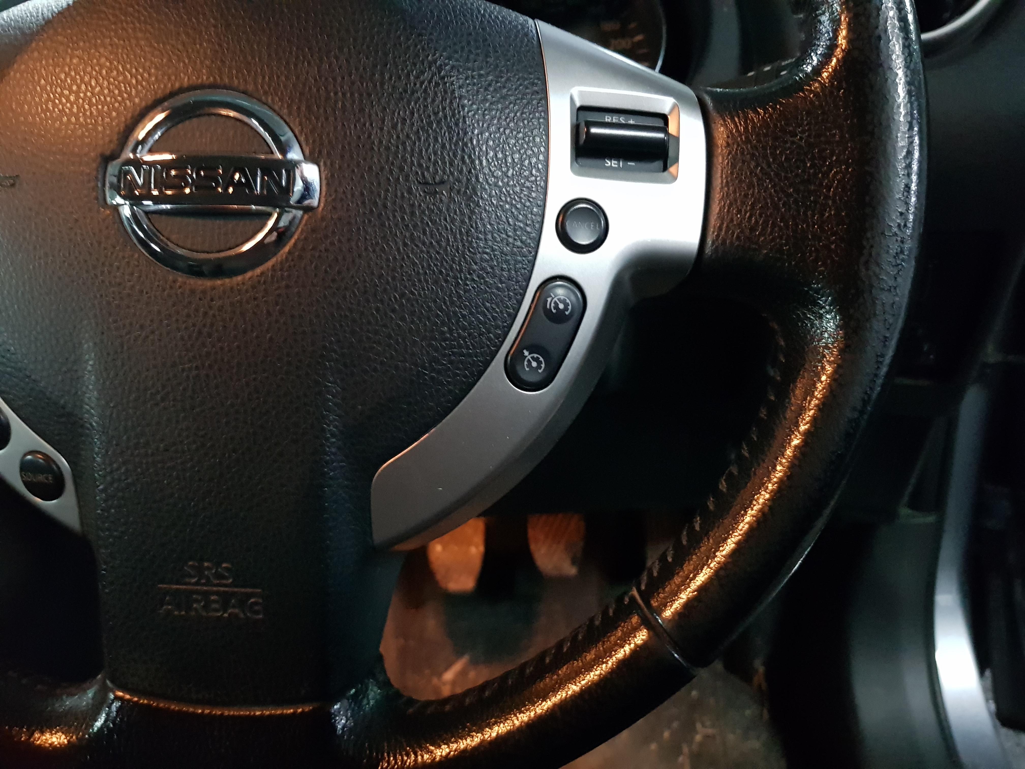 Nissan Qashqai Light Grey 08