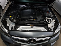 Mercedes C300 2018 Grey 13