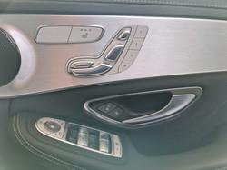 Mercedes C250d Black 13