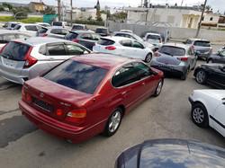 Lexus GS300 Red 03