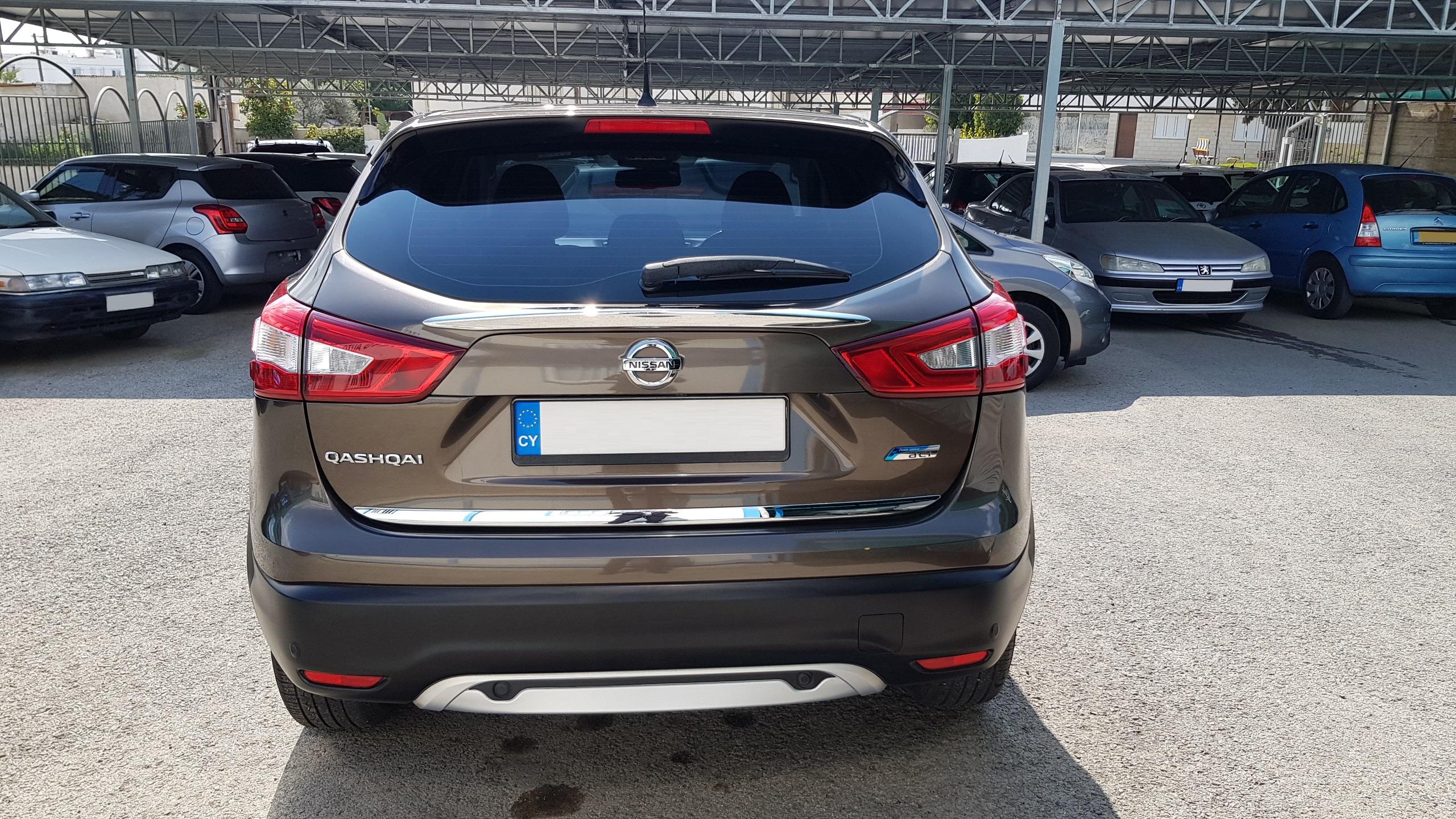 Nissan Qashqai Grey Metallic 04