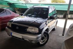 Suzuki Grand Vitara Dark Blue 01
