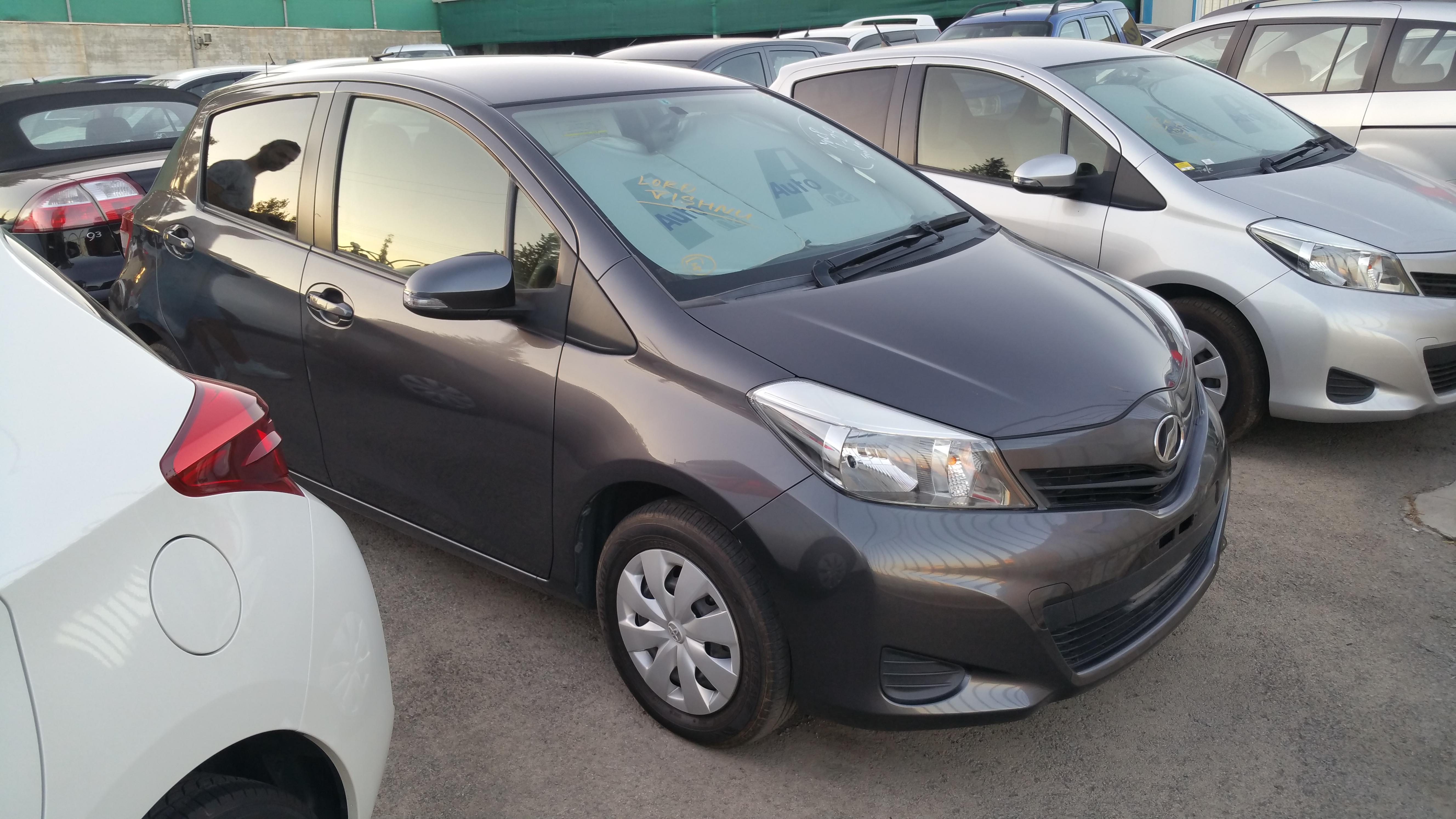 Toyota Vitz, Voutouris, Nicosia CY