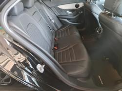 Mercedes C250d Black 10