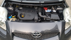 Toyota Yaris Dark Grey 08