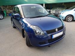 Suzuki Swift Dark Blue 03