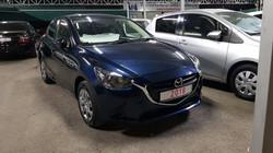Mazda Demio 2018 Dark Blue 04