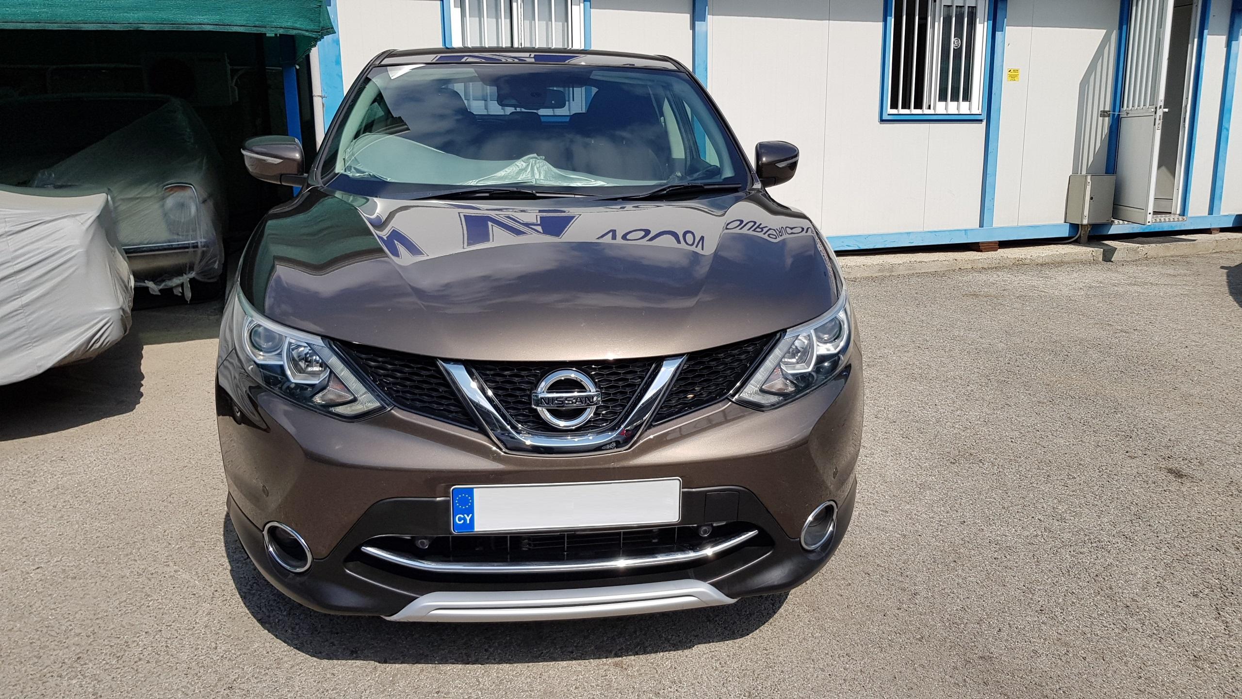 Nissan Qashqai Grey Metallic 02
