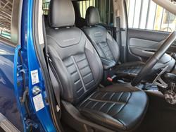 Mitsubishi L200 Double Cab Blue 12