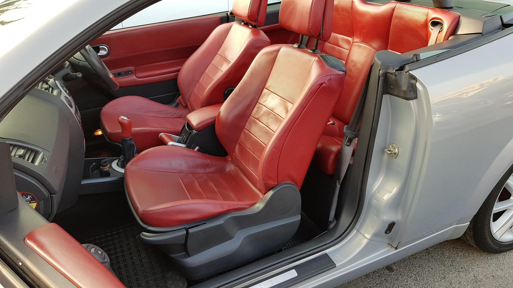 Renault Megane Convertible 10