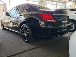 Mercedes C250d Black 03