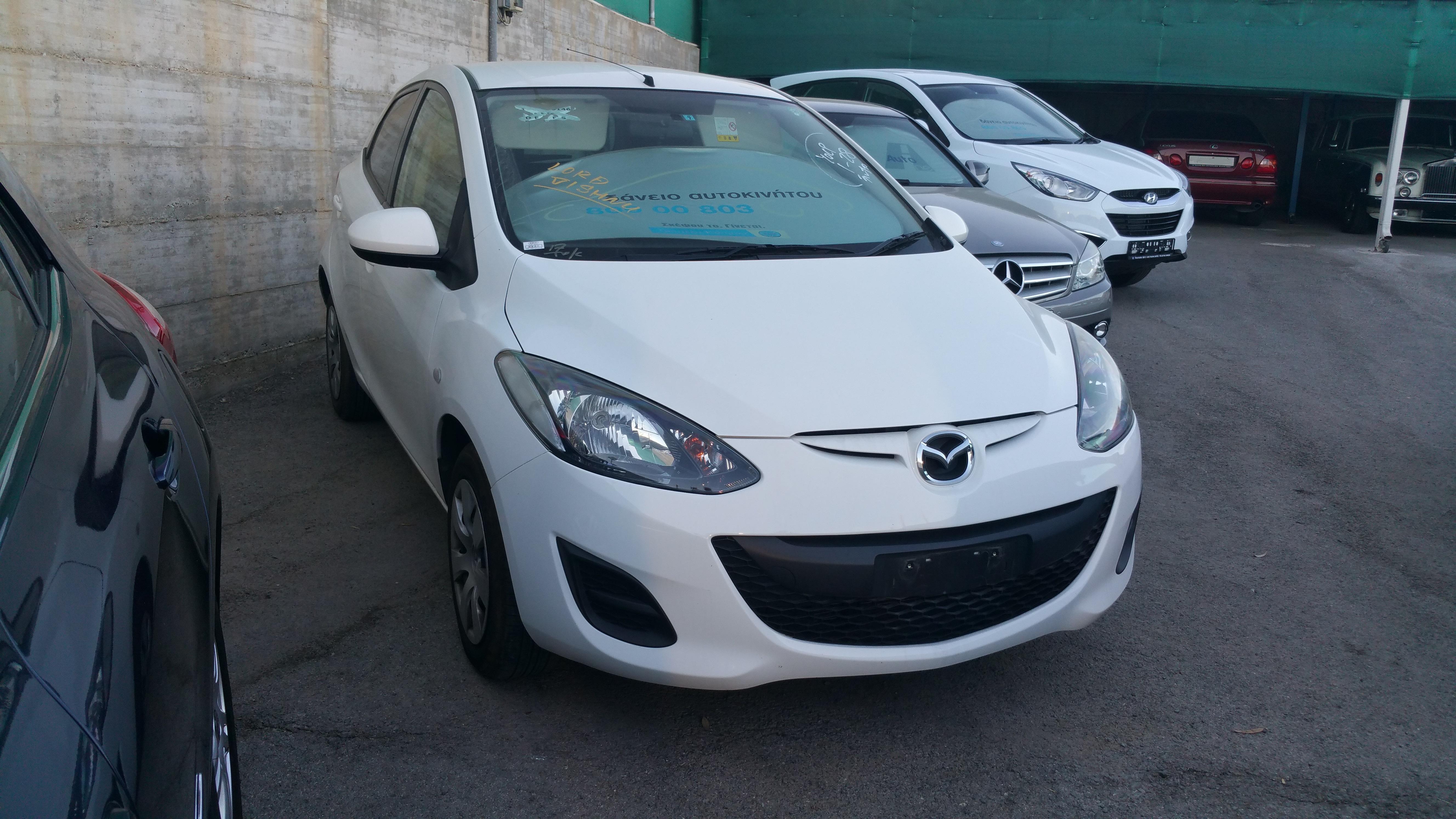 Mazda Demio, Voutouris, Nicosia CY