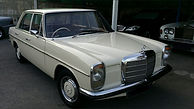 Mercedes 115 1972 Nicosia, αντίκες, Used Cars Cyprus, μεταχειρισμένα οχήματα Λευκωσία, μεταχειρισμένα οχήματα Κύπρος