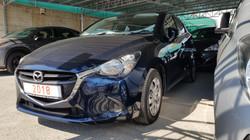 Mazda Demio 2018 Dark Blue 01