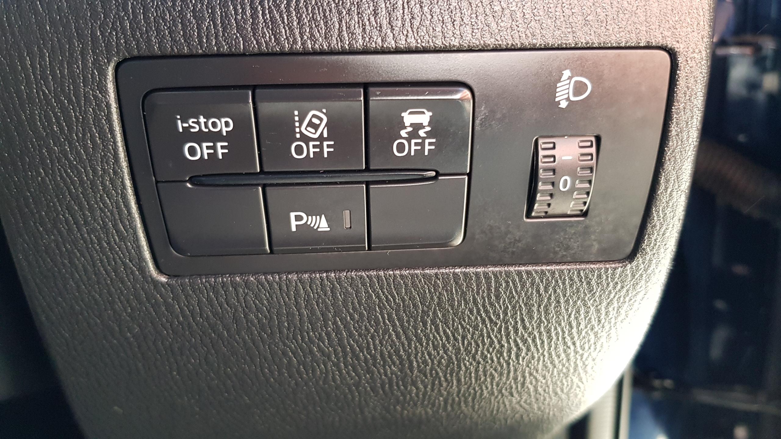 Mazda Demio 2018 Dark Blue 16