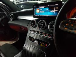 Mercedes C300 2018 Grey 10