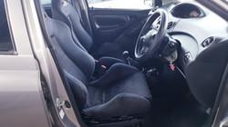 Toyota Vitz Light Grey 08