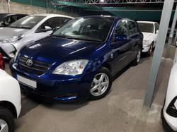 Toyota Corolla Blue Pearl 01