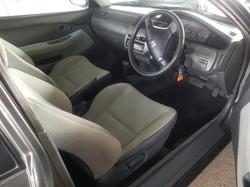 Honda Civic Light Grey 03