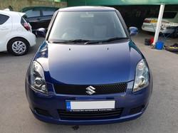 Suzuki Swift Dark Blue 02