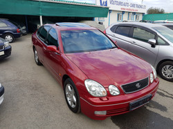 Lexus GS300 Red 04