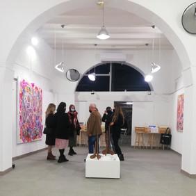 Exhibition Three Czech Artist