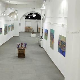 Miguel Alarcón Exhibition