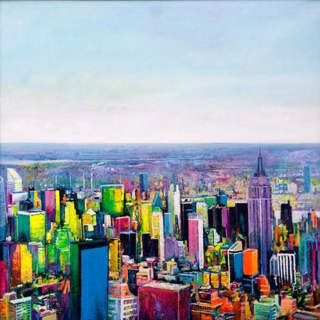 Flight in New York