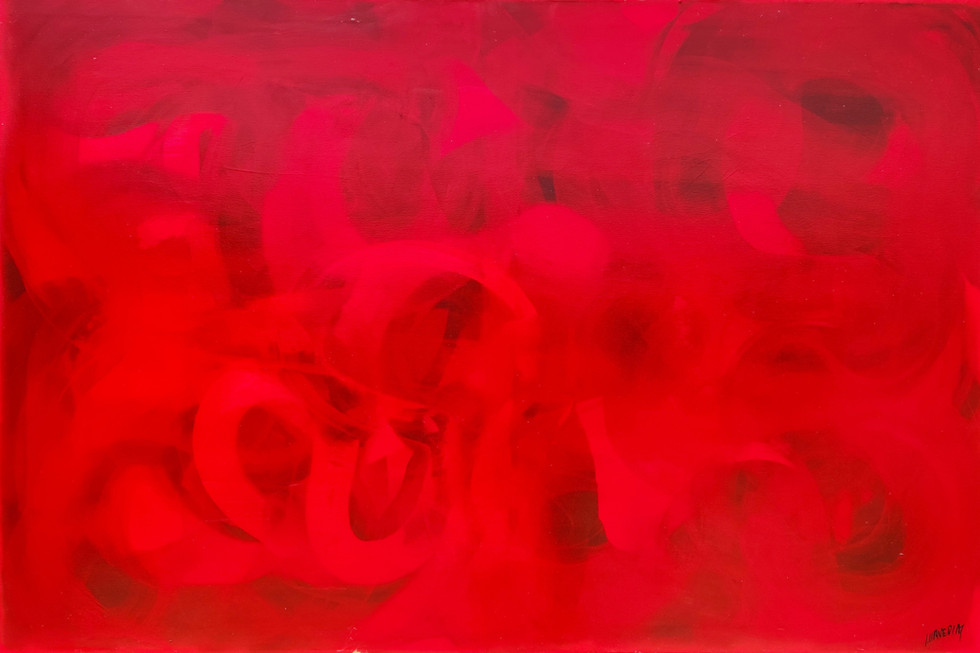 Psicodélic rouge