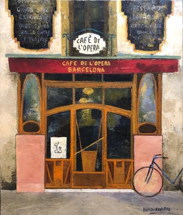 Café de la Ópera
