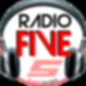 Logo RADIO5 paskorecords.png