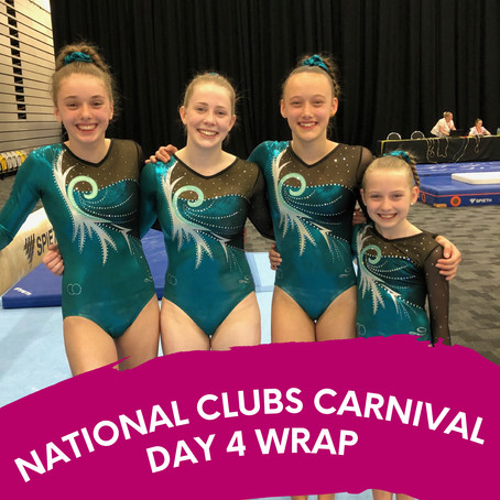 National Clubs Carnival - Day 4 Wrap