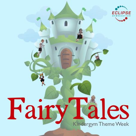 Forward Rolls & Fairytales