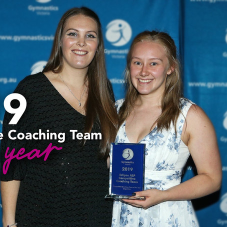 🌟 Competitive Coaching Team of the Year (Large Club) 🌟