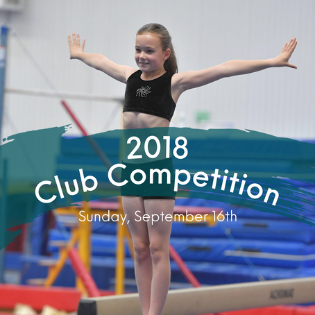 2018 Club Competition - Sunday, September 16th