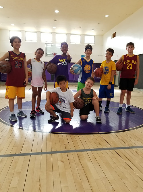 One Week Summer Camp (Aug. 9th - Aug. 13th)