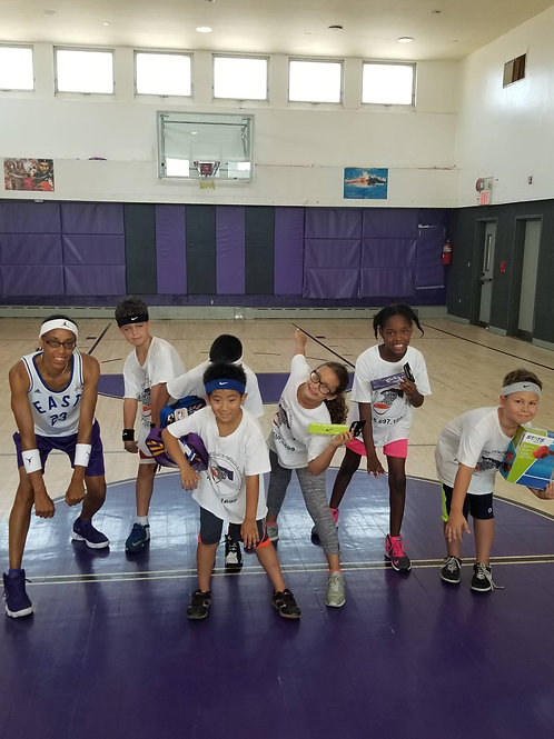 Extended Summer Camp Day - 5 Weeks