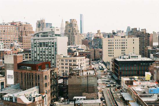 Skyline   New York, 2019