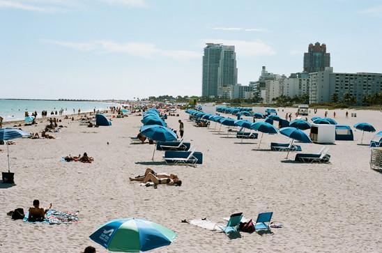 South Beach   Miami, 2019