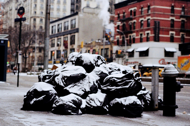 Snow | New York, 2018