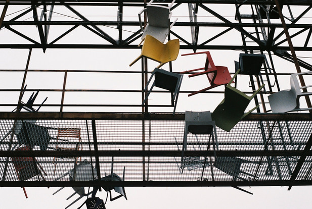 Floating Chairs | Brussels, 2018