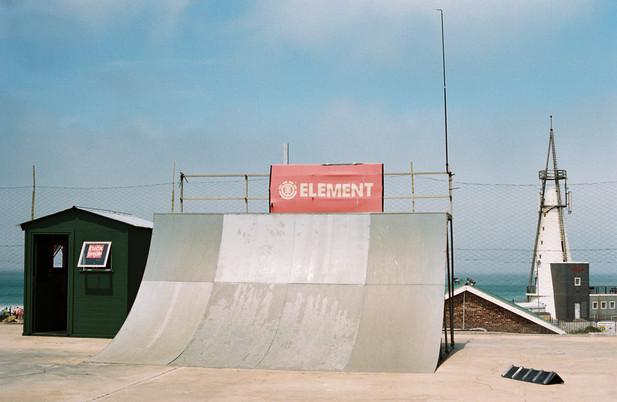 Skate Park | Jeffrey's Bay, 2017