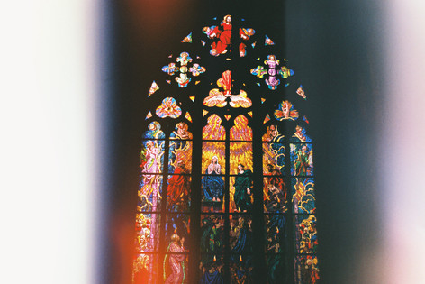 Stained Glass | Prague, 2015