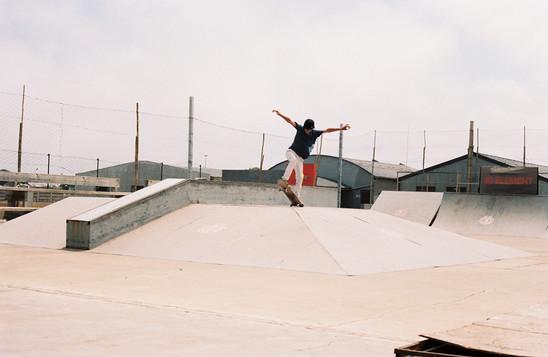 Skater   Jeffrey's Bay, 2017