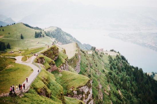 Mount Rigi, Switzerland, 2015
