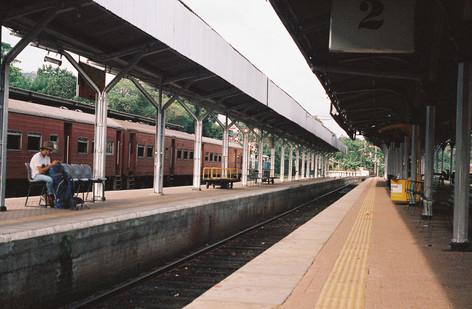 Train Station | Sri Lanka, 2018